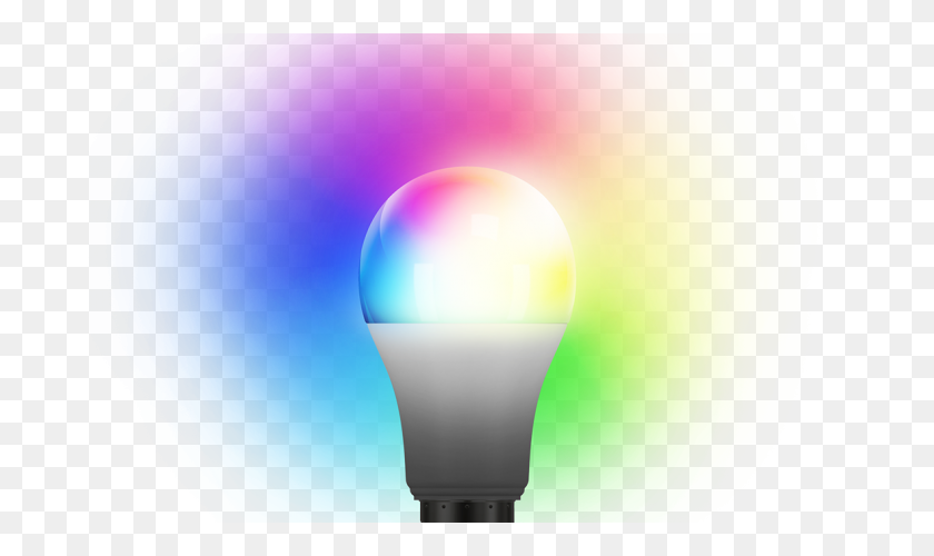 Z Wave Led Bulbs Aeotec - Party Lights PNG