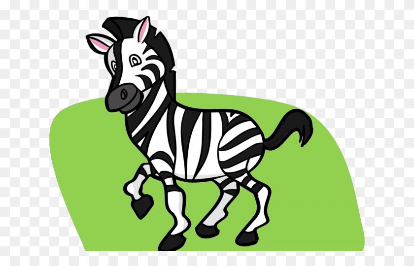 Zebra Clipart Scared - Zebra Clipart