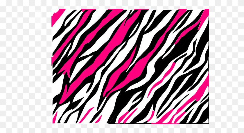 Zebra Print Clip Art - Zebra Print Clipart