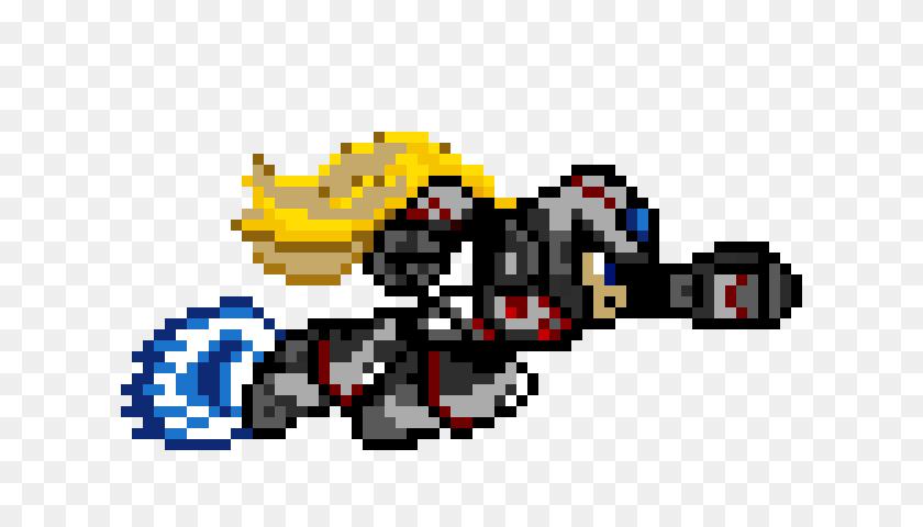 680x420 Zero Unlimited Mega Man X Style Pixel Art Maker - Mega Man X PNG