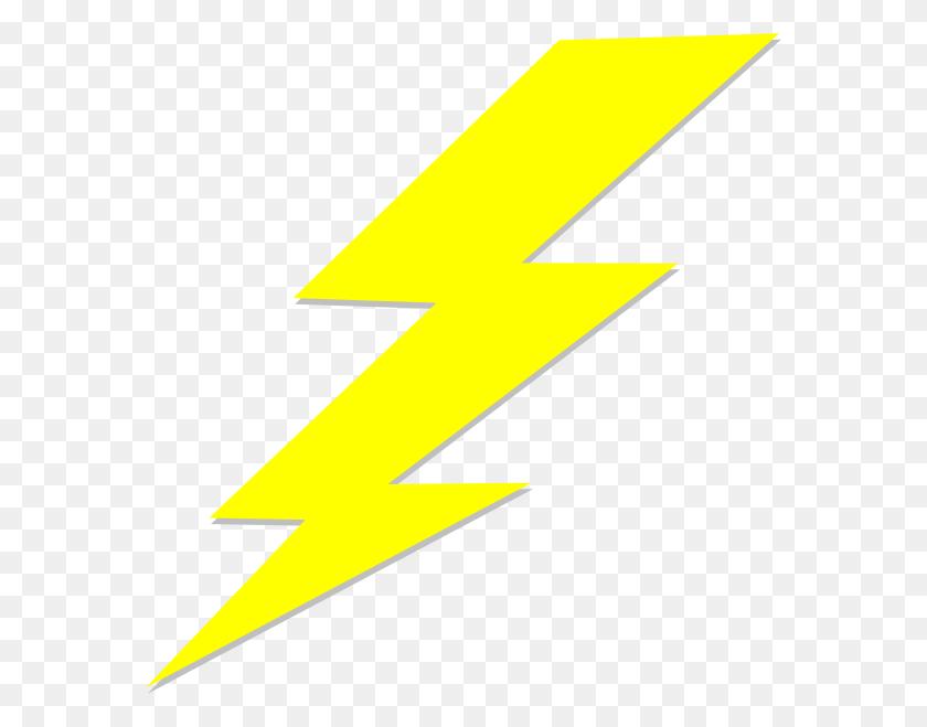 576x599 Zeus Lightning Bolt Clip Art Image Search Results - Lightning Bolt Clipart