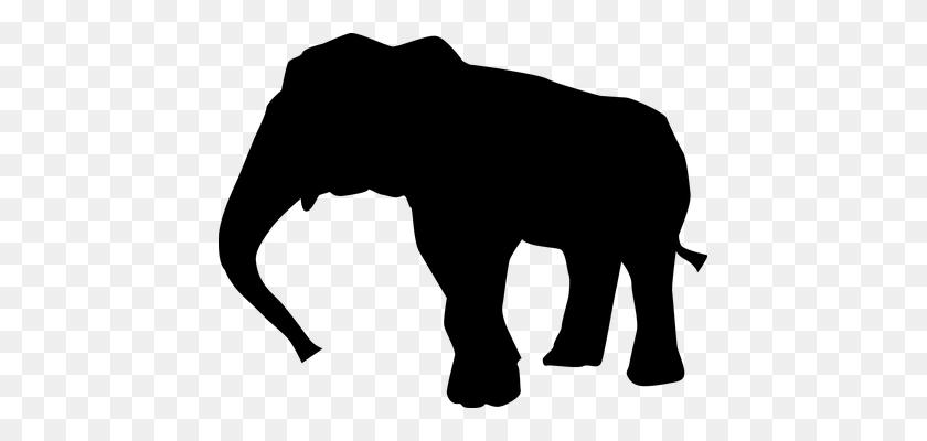 Zhivotnite Grafiki Elephant, Thai Elephant And Kunst - African Elephant Clipart