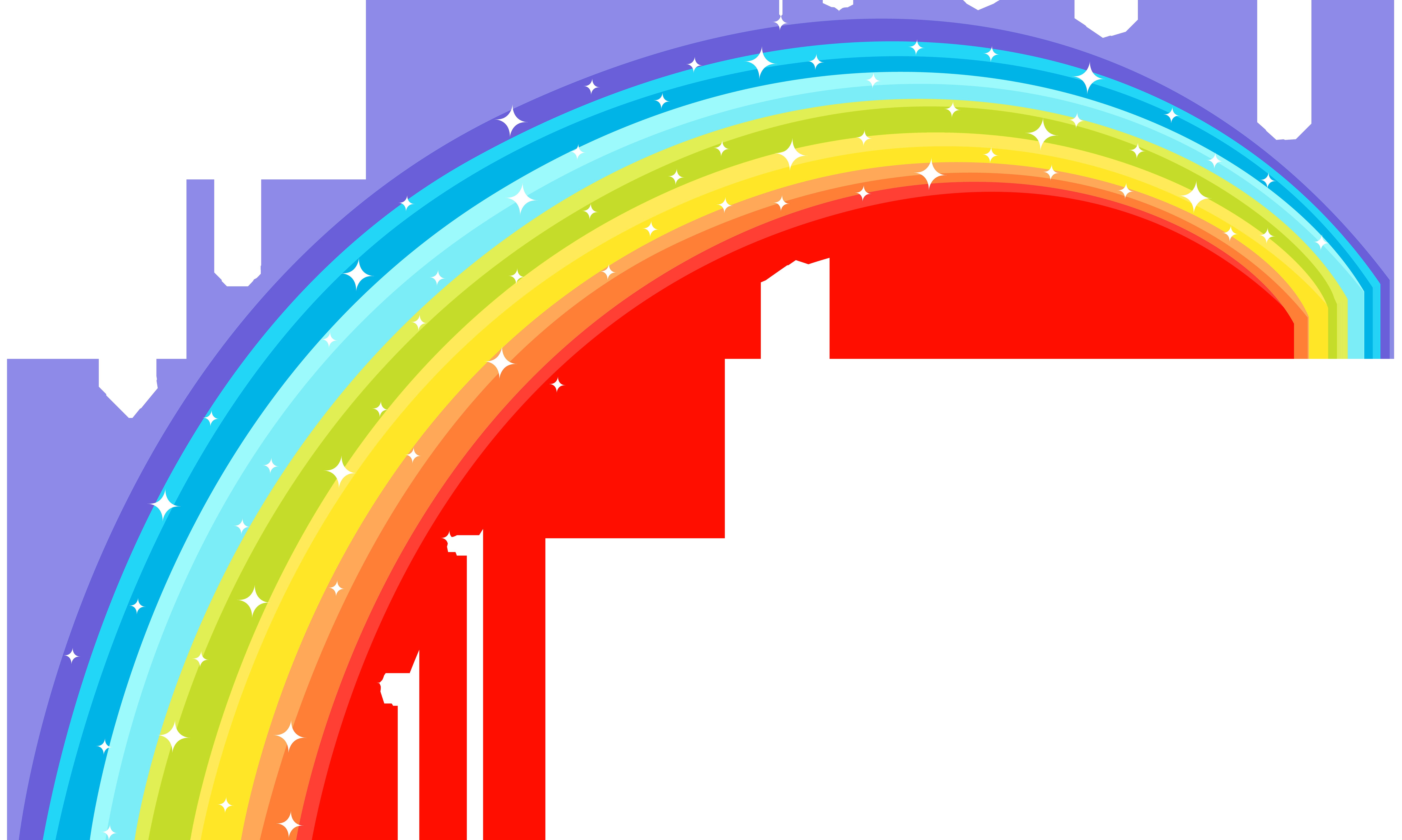 8000x4794 Flame Rainbow